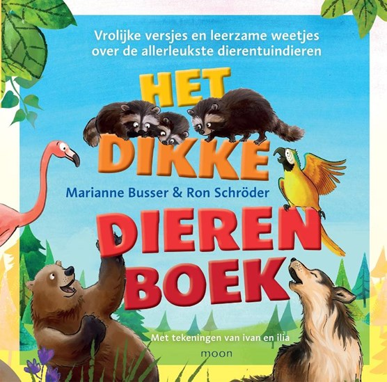 Het dikke dierenboek