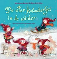 De vier kaboutertjes in de winter | Marianne Busser ; Ron Schröder |