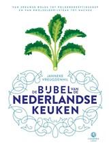 De bijbel van de Nederlandse keuken | Janneke Vreugdenhil | 9789048847341