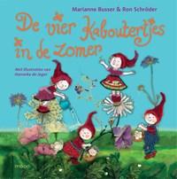 De vier kaboutertjes in de zomer | Marianne Busser ; Ron Schröder |