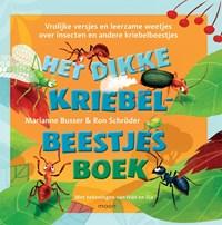 Het dikke kriebelbeestjesboek | Marianne Busser ; Ron Schröder |