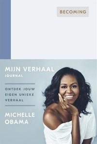 Mijn verhaal journal | Michelle Obama |