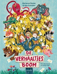 De verhaaltjesboom | Marianne Busser ; Ron Schröder |