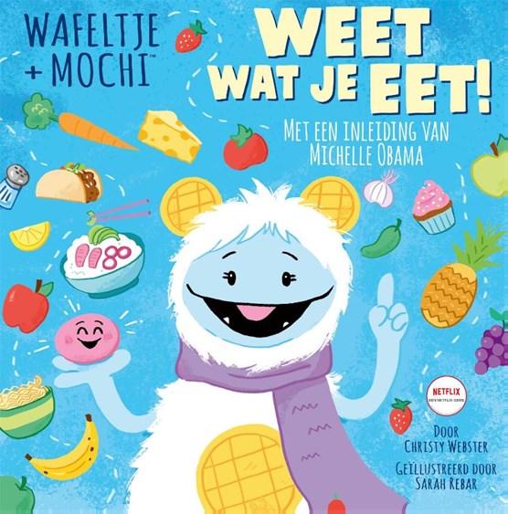 Wafeltje + Mochi - Weet wat je eet!