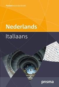 Prisma pocketwoordenboek Nederlands-Italiaans | G. Visser-Boezaardt |