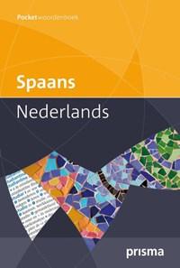 Prisma pocketwoordenboek Spaans-Nederlands | S.A. Vosters |