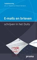 E-mails en brieven schrijven in het Duits | Corriejanne Timmers ; Tekom Vertalers |