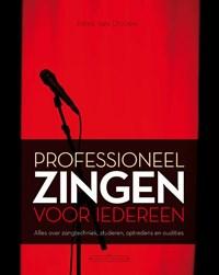 Professioneel zingen voor iedereen   Ineke van Doorn ; Tinkeltekst  
