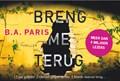 Breng me terug | B.A. Paris |