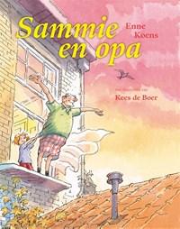 Sammie en opa | Enne Koens |