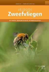 Veldgids Zweefvliegen | Sander Bot ; Frank Van de Meutter |