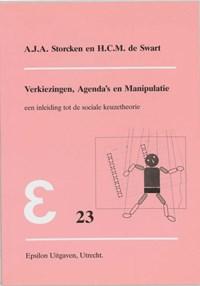 Verkiezingen, agenda's en manipulatie | A.J.A. Storcken ; H.C.M. de Swart |