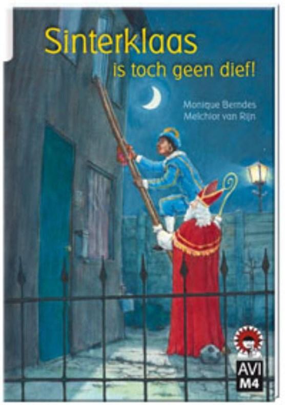 Sinterklaas is toch geen dief!