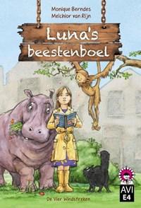 Luna's beestenboel | Monique Berndes |