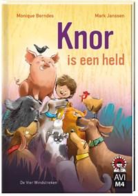 Knor is een held | Monique Berndes |