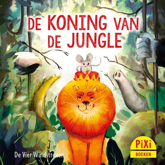 De koning van de jungle