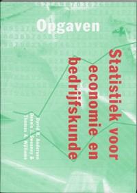 Statistiek voor economie en bedrijfskunde Opgaven | David. R. e.a. Anderson |