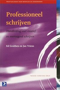 Professioneel schrijven | E. Grubben ; Jacques Vriens |
