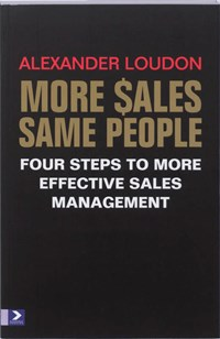 More sales, same people | A. Loudon |