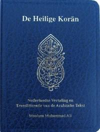 De Heilige Koran (pocket uitgave in het Nederlands met translitteratie) | Muhammad Ali |