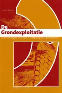 De Grondexploitatie | Gerard Wigmans |
