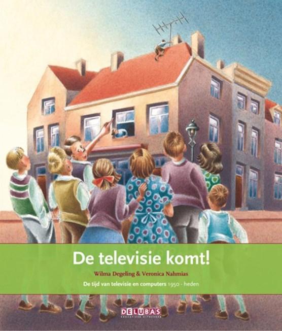 De televisie komt! de tijd van televisie en computers 1950 - heden