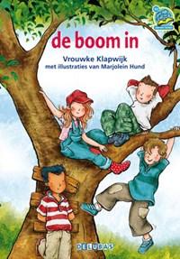 de boom in | Vrouwke Klapwijk |
