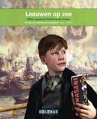 Leeuwen op zee De haven van Rotterdam   Wilma Degeling  