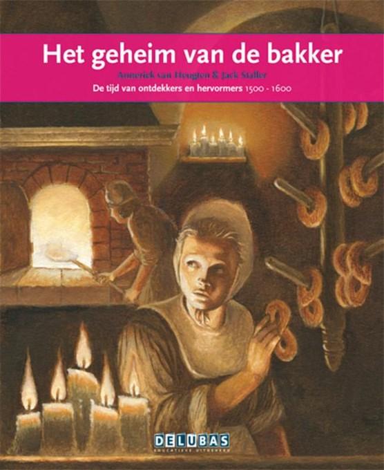 Het geheim van de bakker Karel V