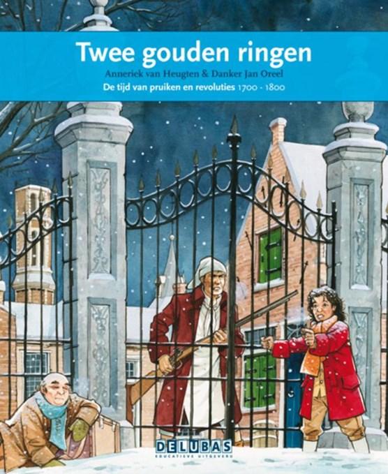 Twee gouden ringen Buitenhuizen