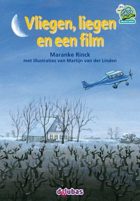 Vliegen, liegen en een film