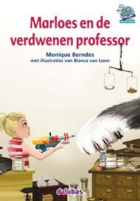 Marloes en de verdwenen professor | Monique Berndes |