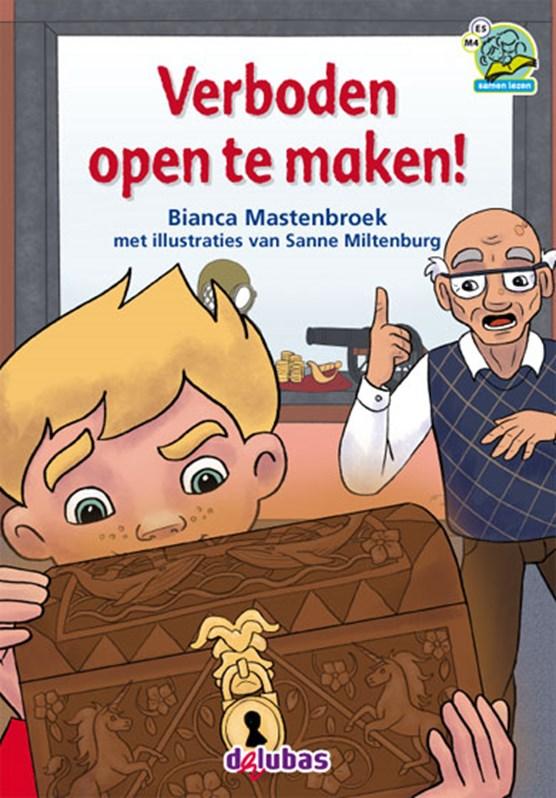 Verboden open te maken!