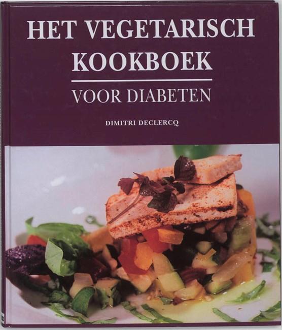 Het vegetarisch kookboek voor diabeten