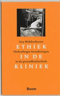 Ethiek in de kliniek   G. Widdershoven  