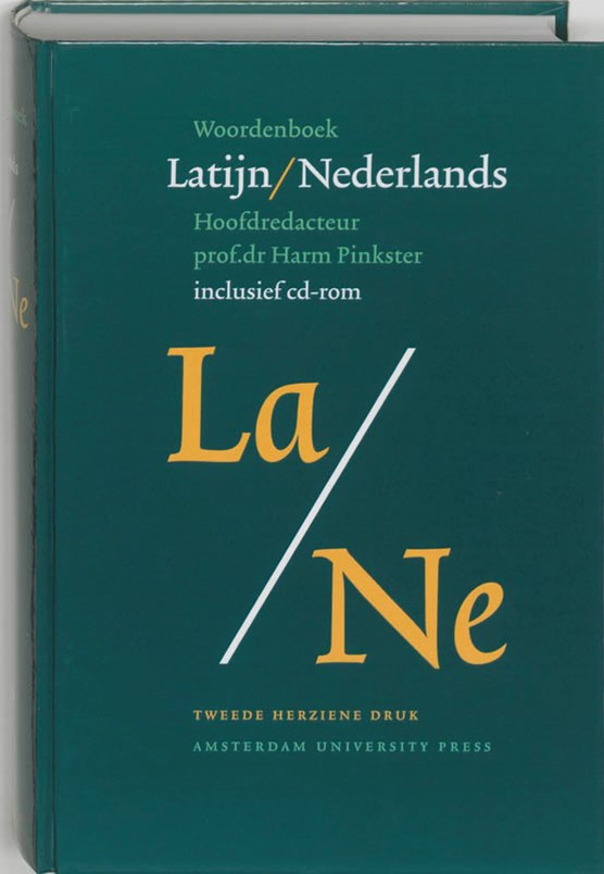 Woordenboek Latijn-Nederlands