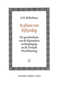 In plaats van bijltjesdag | A.D. Belinfante |