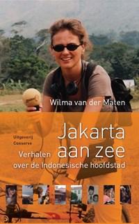 Jakarta aan zee   W. van der Maten  
