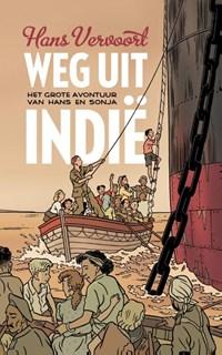 Weg uit Indie | Hans Vervoort |
