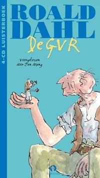 De GVR, Roald Dahl, 4 CD Luisterboek voorgelezen door Jan Meng | Roald Dahl |