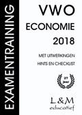 Examentraining Vwo Economie 2018   Hans Vermeulen ; Aard Brouwer  