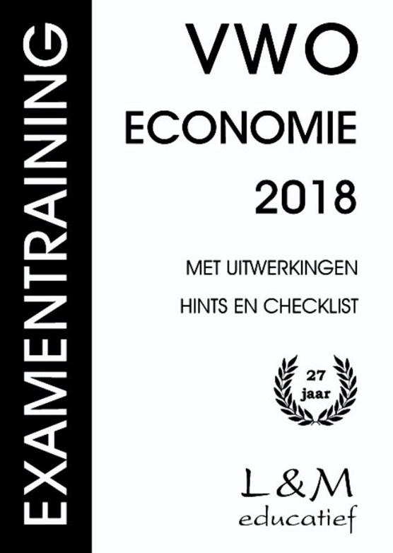 Examentraining Vwo Economie 2018