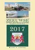 Zeeuwse spreukenkalender 2017   Rinus Willemsen  
