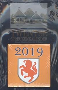 Twentse spreukenkalender 2019   Gé Nijkamp  