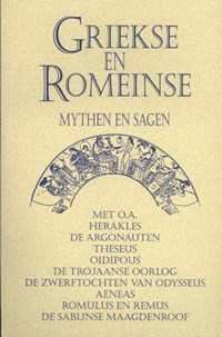 Griekse en Romeinse mythen en sagen | Ruitenberg |