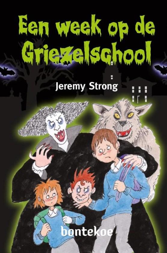 Een week op de griezelschool