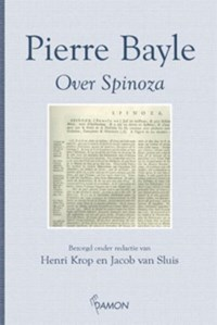 Over Spinoza   P. Bayle  