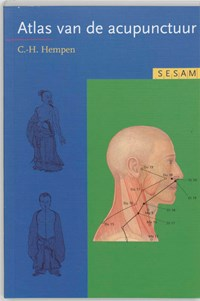 Sesam atlas van de acupunctuur   Carl Hermann Hempen & C.L. Oei-Tan  
