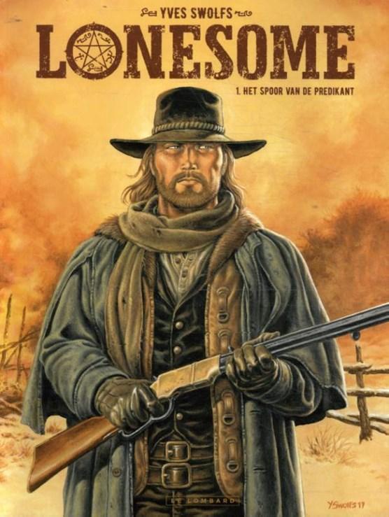 Lonesome 01. het spoor van de predikant