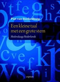 Een kleine taal met een grote stem | P. van Sterkenburg |